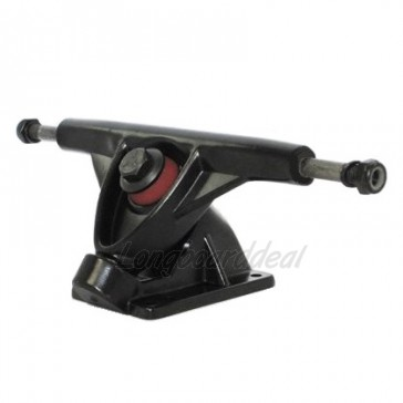 Amok longboard trucks 180mm Black