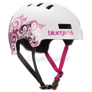 Bluegrass SUPERBOLD Lady White Pink helm