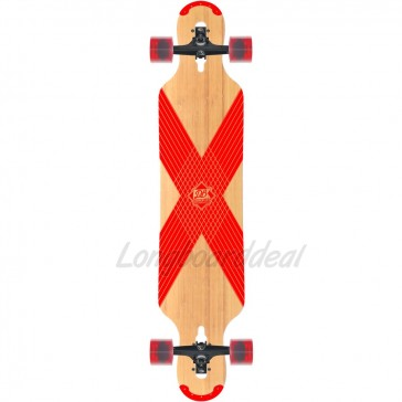 "DB CoreFlex Compound Flex-2 42"" longboard complete"