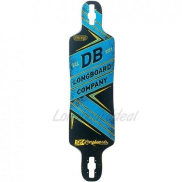 """DB Freeride DT 38"""" longboard deck"""