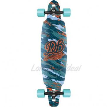 """DB Wanderer 38.5"""" longboard complete"""