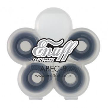 Enuff ABEC-9 Black Longboard Bearings