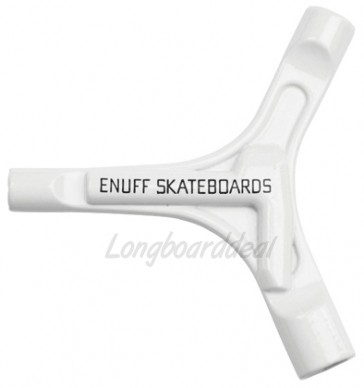 Enuff longboard Y-Tool White