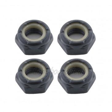 EPICA Axle Nuts Standard (voor 8mm axles)