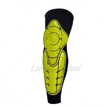 G-Form PRO-X Knee-Shin Combo knie-scheenbeen beschermers yellow