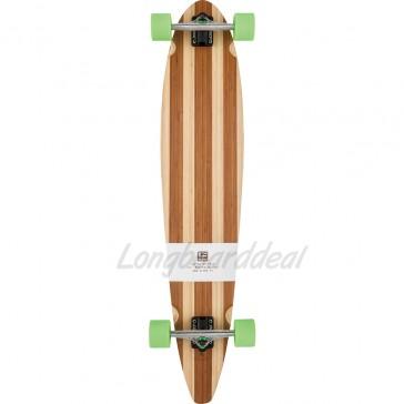 "Globe Big Pinner Bamboo Green 44"" longboard complete"