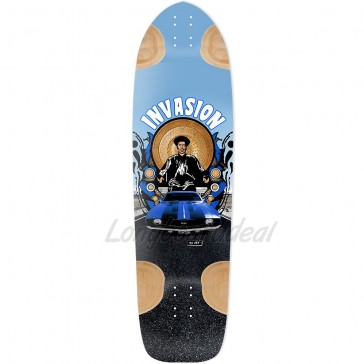 "Jet Invasion Sick Kick 35.5"" longboard deck"