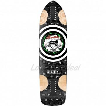 """Jet Thriller DH 38.3"""" longboard deck"""