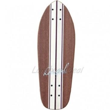 """Koastal Classic Mini 23.25"""" longboard deck"""