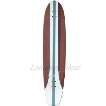 """Koastal Orca 46"""" longboard deck"""