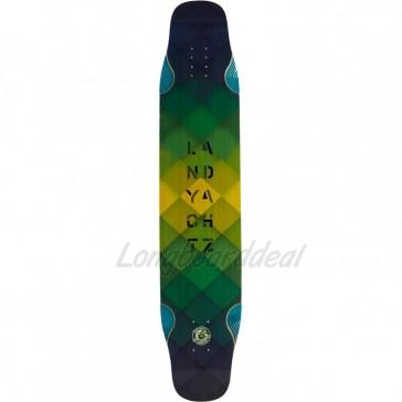 "Landyachtz Bamboo Stratus 45.5"" longboard deck"