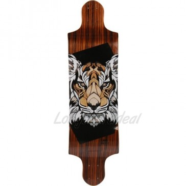 "Landyachtz Switch 35"" Tiger longboard deck"