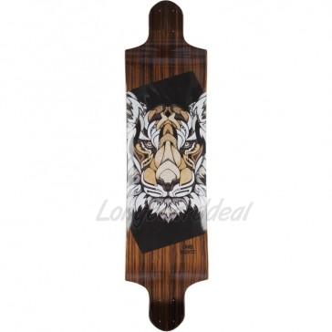 "Landyachtz Switch 40"" Tiger longboard deck"
