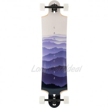 "Landyachtz Switchblade 40"" Faded longboard complete"