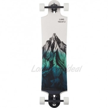 "Landyachtz Switchblade 40"" Mountains Blue-Fade longboard complete"