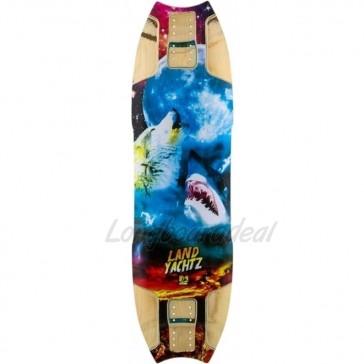 "Landyachtz Wolf Shark Re-Issue 35.5"" longboard deck"
