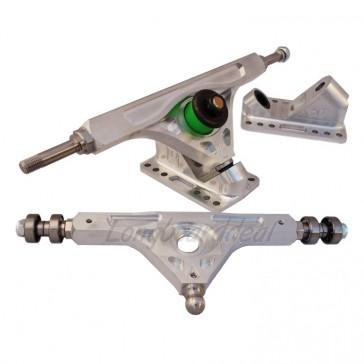 Liquid CNC Precision Longboard Trucks