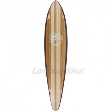 "Mindless Maverick III 46"" pintail longboard deck"