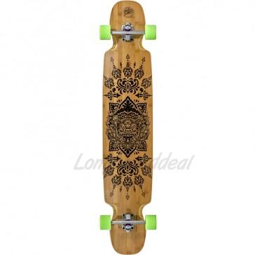 Mindless Voodoo Hamu Dancer 48.5 longboard complete