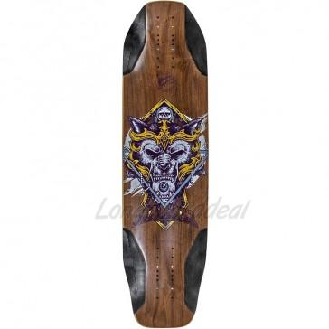 """Mindless Voodoo Makali SK 36.5"""" longboard deck"""