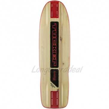 "Moonshine Tucker 33"" longboard deck"