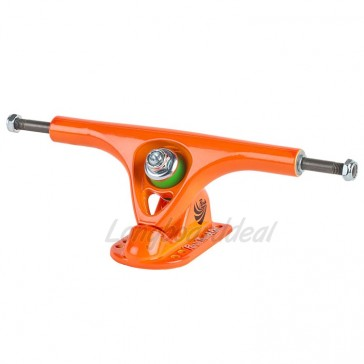 Paris 50° 180mm V2 Orange longboard trucks