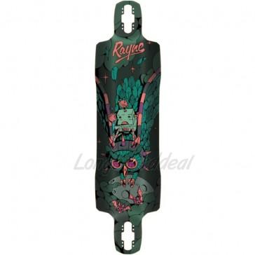 "Rayne Amazon V3 38.5"" longboard deck"