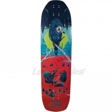 "Rayne Darkside 36"" longboard deck"