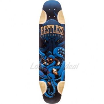 "Restless Fishbowl 37"" longboard deck"