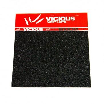 Vicious griptape 10 inch Black (4 sheets)