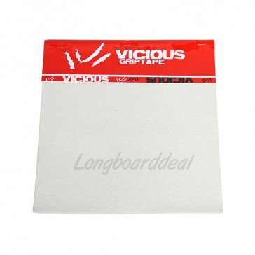 Vicious griptape 10 inch Clear (3 sheets)