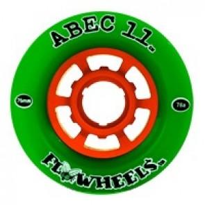 ABEC 11 Flywheels 76mm longboard wielen