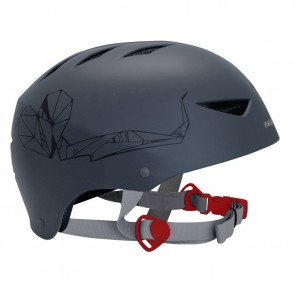 AGGR Deluxe Helmet Anthracite