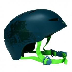 AGGR Deluxe Helmet Blue