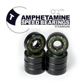 Amphetamine Titanium longboard lagers