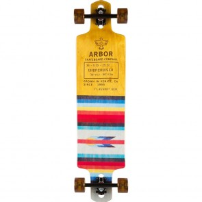 "Arbor Dropcruiser Flagship 38"" longboard complete"