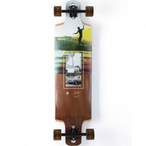 "Arbor Dropcruiser Surf Trip 38"" longboard complete"