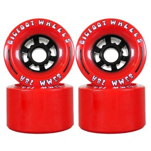 Bigfoot Cored 83mm 81a longboard wielen