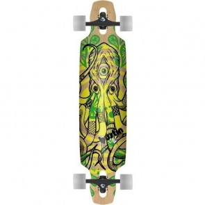 "Bustin Mission 36"" Takos Graphic longboard complete"