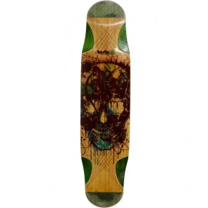 "Bustin Shrike Thermoglass 38"" longboard deck"