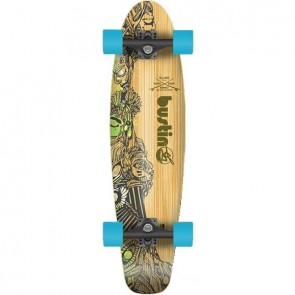 "Bustin Surf Cruiser Bamboo 29"" cruiser complete"
