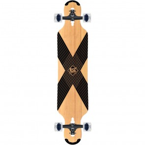 "DB CoreFlex Compound Flex-3 42"" longboard complete"