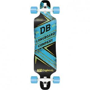"""DB Freeride DT 38"""" longboard complete"""
