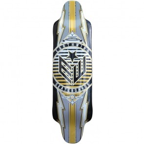 "Earthwing Road Killer Chrome 35.5"" longboard deck"