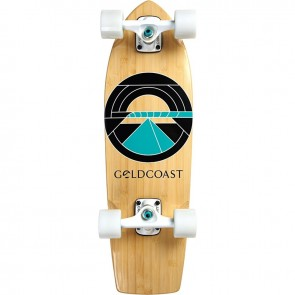 "Goldcoast Beacon Bamboo 26"" cruiser complete"