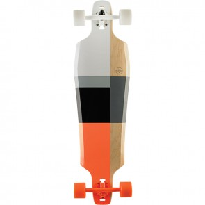 "Goldcoast Pressure 38"" drop-through longboard complete"