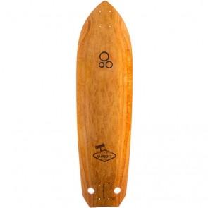 """Holesom Stardust 37"""" longboard deck"""