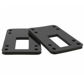 KHIRO Flat shock-pads 5mm Soft - SET
