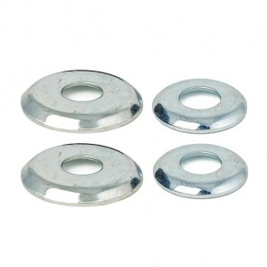 KHIRO Large + Small Bushing Cup Washers