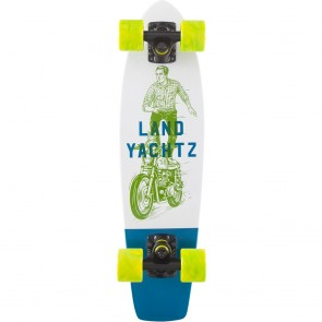 "Landyachtz Dinghy 24"" Ghost Ride cruiser complete"